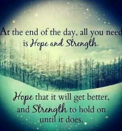 Quotes About Hope And Strength Inspirational Quotes about Strength: Hope and Strength | Quotes of  Quotes About Hope And Strength