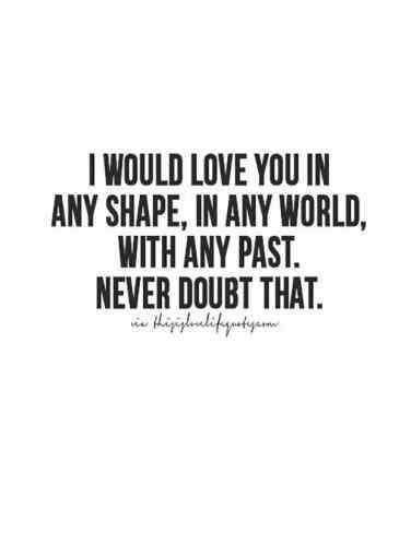 Soulmate Quotes 40 I Love You Quotes That Will Make You Believe
