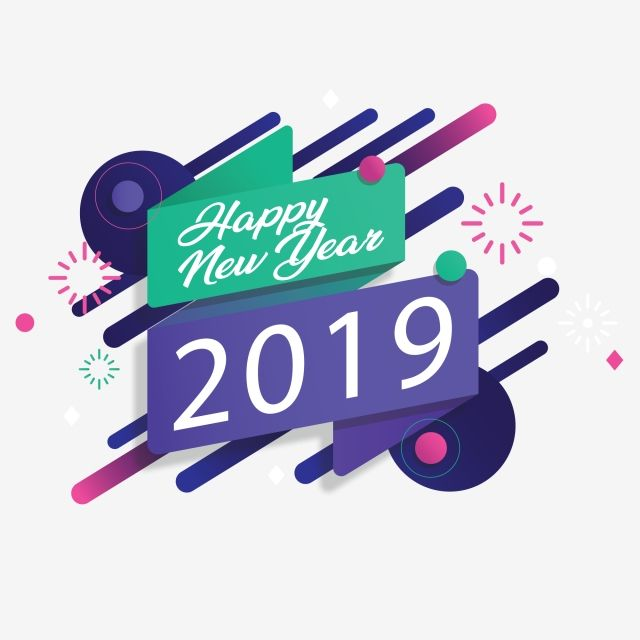 Happy New Year 2019 Happy New Year 2019 Vector And Png Quotes Of