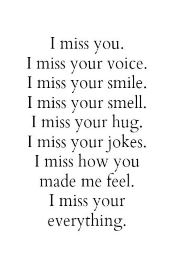 Missing Quotes 35 I Miss You Quotes For Her Missing You