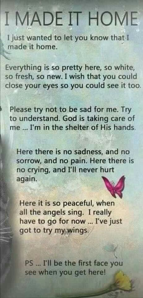 Missing Quotes I Lost My Sister And I Know This Would Be Her