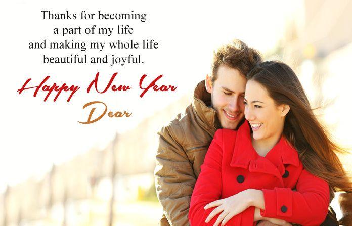 Happy New Year 2019 Happy New Year Wishes For Boyfriend