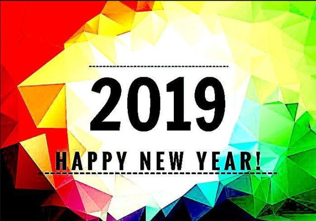 Happy New Year 2019 Best Happy New Year 2019 Wallpapers Quotes