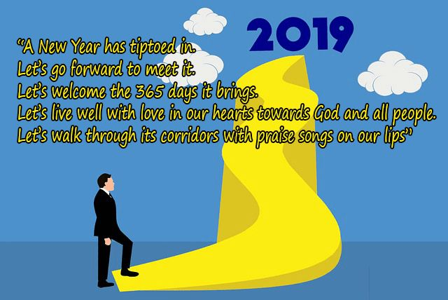 Happy New Year 2019 Happy New Year Quotes 2019 Success Quotes Of