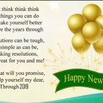 Happy New Year 2019 Inspirational New Year 2019 Poems For Friends