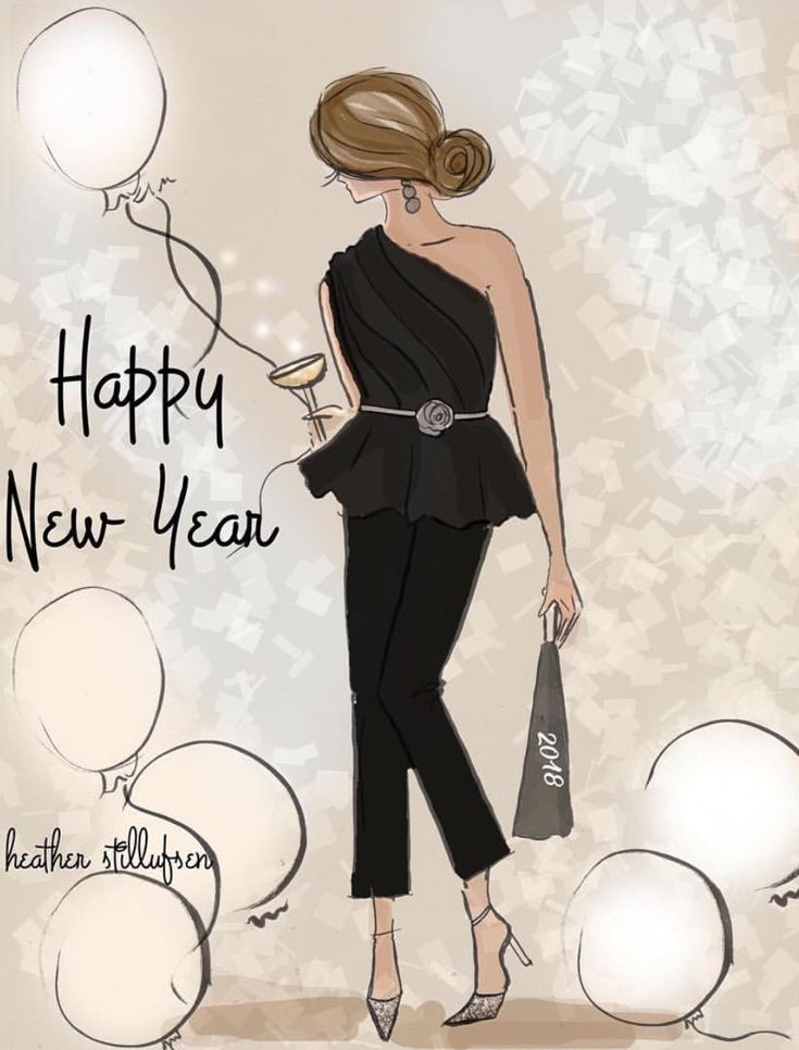 Happy New Year 2019 The Heather Stillufsen Collection From Rose