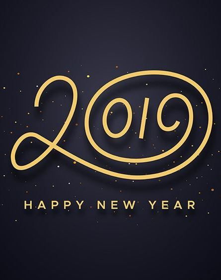 Happy New Year 2019 Happy New Year Wishes For Friends 2019