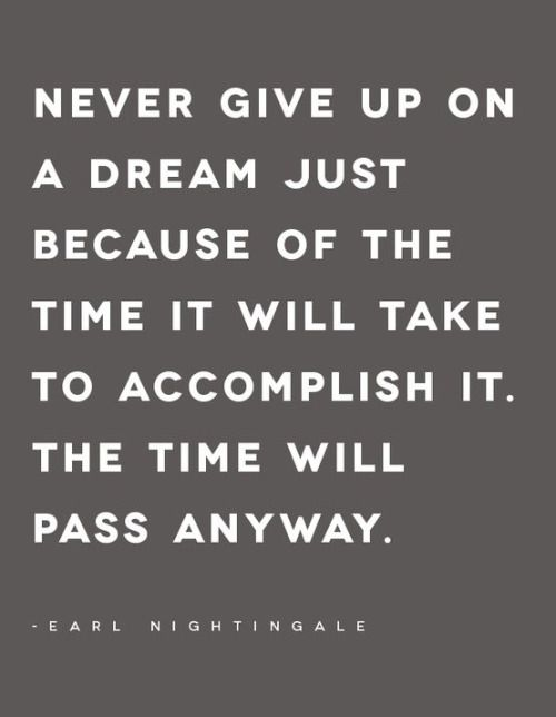 Motivational Quotes Never Give Up On A Dream Quotes Of The Day