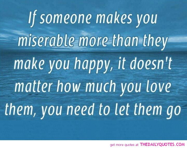 Success Quotes Miserable Sad Relationship Break Up Quotes Sayings