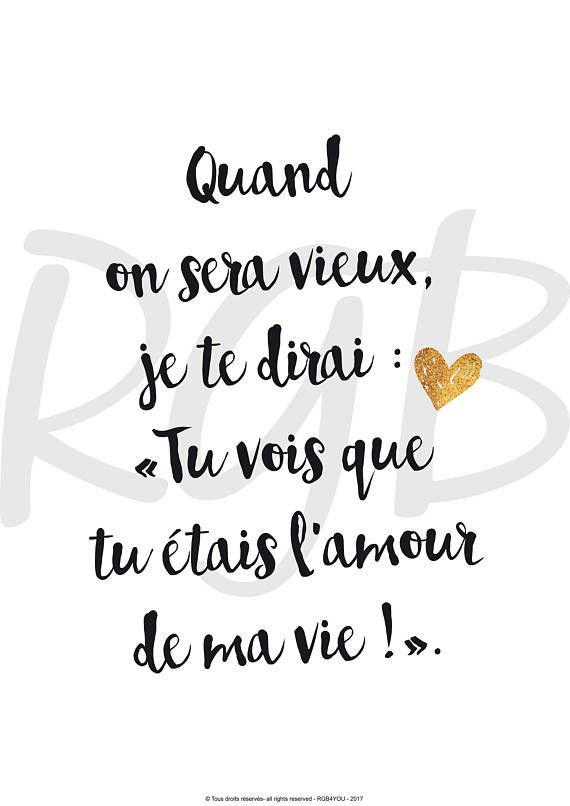 Valentine's Day Quotes : Déclaration dAmour   Amour,affiche