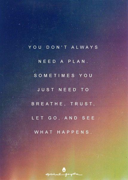 Wisdom quotes breathe trust let go spiritual gangster words jpg 429x600 Spiritual gangster quotes